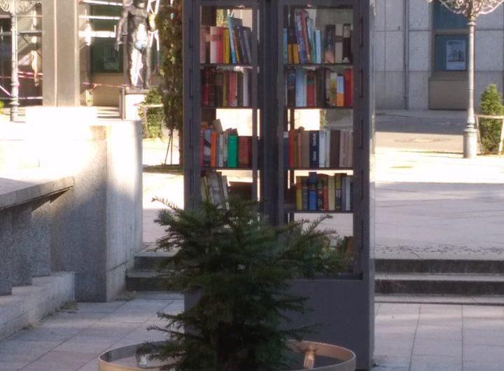 Das Phänomen Bücherschrank